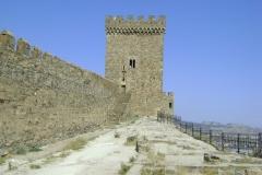 Генуэзская крепость (лестница) Судак Украина