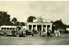 старое фото автостанции